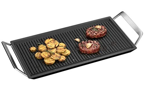 Electrolux Infinite Chef Plancha Grill/Grillpfanne ~ Geeignet für alle Herdarten einschließlich Induktion