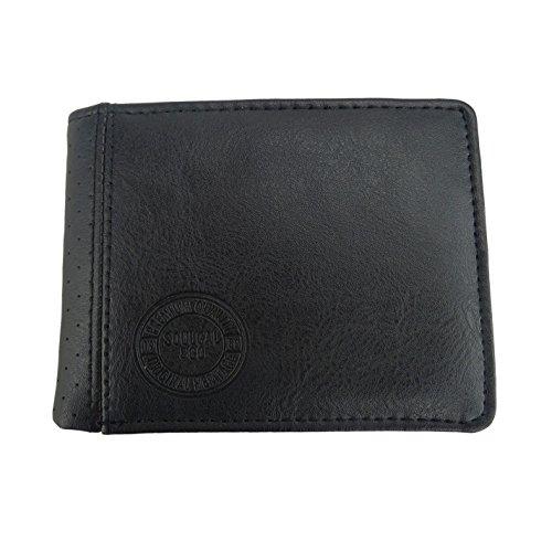 SoulCal Unisex Originals Wallet Schwarz Einheitsgröße