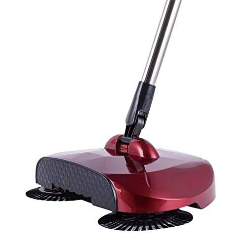 DIDIOI lange handvat vegen machine hand duwen veegmachine dweiler bezem stofpan huishoudelijk schoonmaken veegmachine