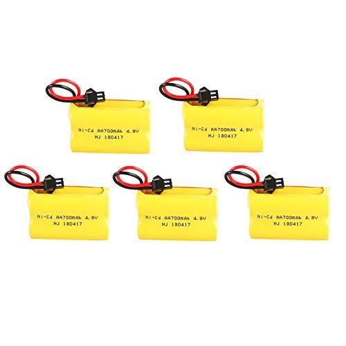 4,8 v NI-Cd-Batterie für...