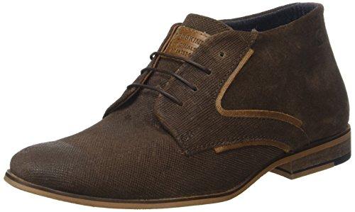 Redskins NADEOL, Zapatos de Cordones Derby Hombre, Marrón Chataigne Coñac, 40 EU