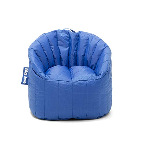 Big Joe Blue Sapphire Lumin SmartMax Fabric Chair