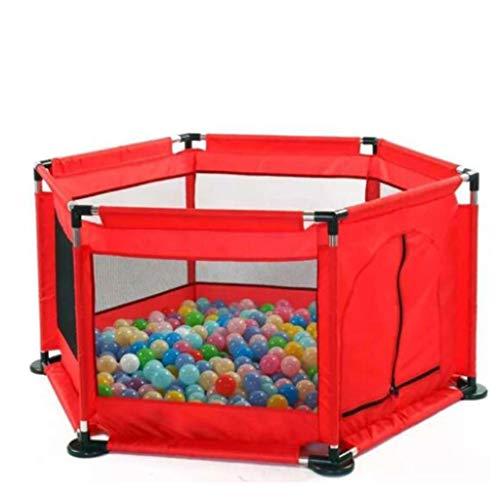 Baby Play Hek, baby leuning peuter hek, binnen en buiten kinderbad veiligheidshekken, for familie speeltuin Kindergarten (alleen hek) (Color : Playpens {12})