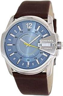 ساعة ديزل ماستر شيف للرجال - انالوج بسوار جلدي - DZ1399