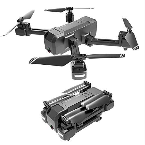 YHM 4K Pixels + Vidéo HD Et Résolution Photo Fixe 4096 * 3072, Double Caméra Noir, Distance De Contrôle 100 Mètres, Pliable.