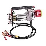 Gobutevphver Starterx1 Mayatech TOC Arrancador de Motor eléctrico RC para Motor de Gasolina Modelo RC Nitro Engine RC Avión Helicóptero - Colorful Xt60 Plug-Large