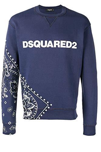 DSQUARED2 t-Shirt Uomo Bianco XL