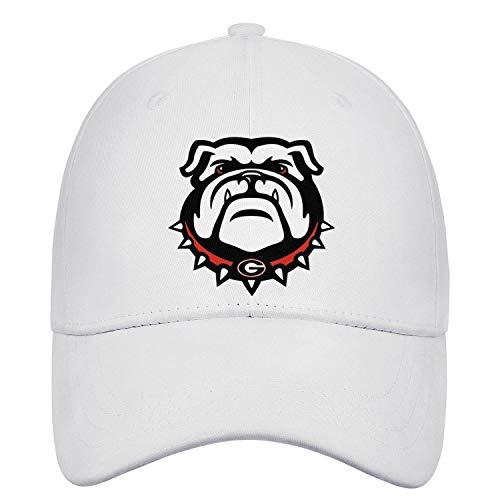 georgia bulldog hats fitted men - 5