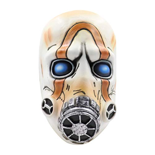 Goefly Borderlands 3 Psycho Bandit Face Mask, Máscara de l
