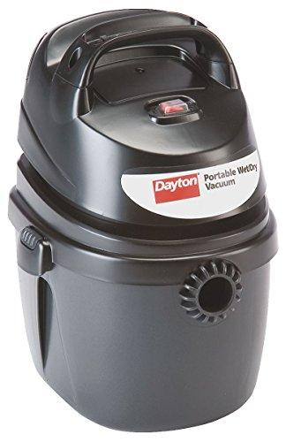 Dayton Portable Vac, 1.5 Gal - 2NYE3