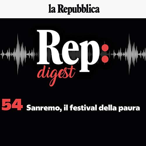 Sanremo, il festival della paura copertina