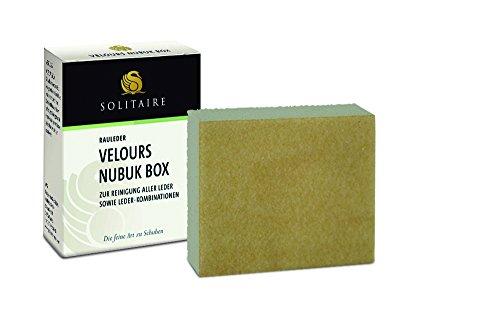 Solitaire Motorrad-Pflegemittel, Motorrad-Bekleidungspflege Velours Nubuk Box, Unisex, Multipurpose, Ganzjährig, Gummi