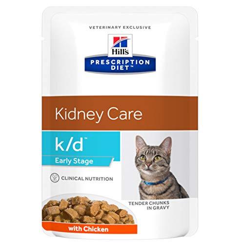 Hill's Prescription Diet k/d Early Stage feline 12 x 85g