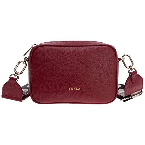 Furla women Camera shoulder bag ciliegia