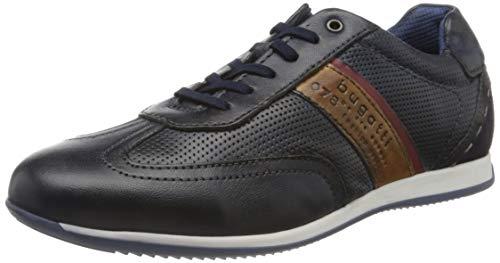 bugatti Herren 311450104141 Sneaker, Blau, 42 EU