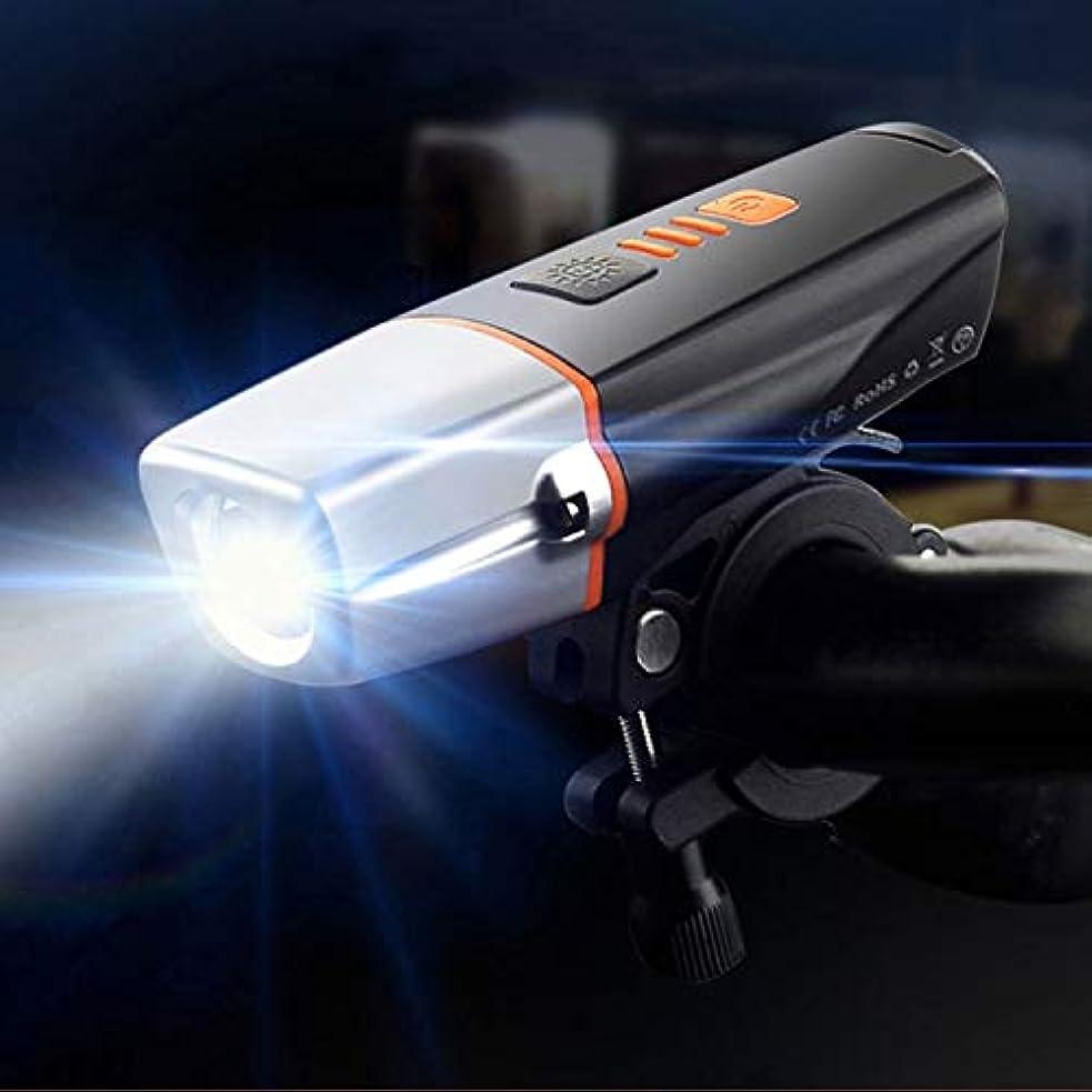 楕円形隣人高揚したWTYDアウトドアツール 防水自転車のヘッドライトを充電するBC21 10W 400LM IP65 LED USB 自転車の部品