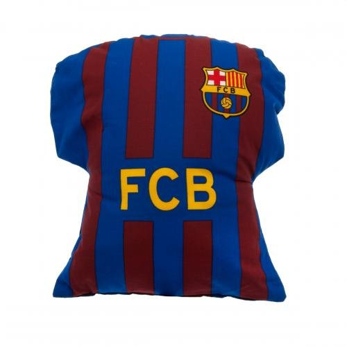 FC BARCELONA OFFICIAL BEDDING, DUVET COVER, BLANKET, RUG, CUSHION, MIRROR, ETC (SHIRT STYLE CUSHION)