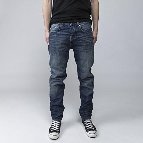 RVLT Revolution Loose Denim Jeans Used Größe: 30/32, 30/32