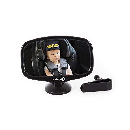 Espelho 2 em 1 Safety 1st, Preto