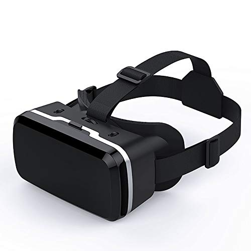 Buy Discount Virtual Reality Headset,3D VR Glasses,Virtual Reality Box,VR Headset for 3D Movies Vide...