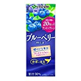 伊藤園 世界の果実 ブルーベリーmix (紙パック) 200ml ×24本