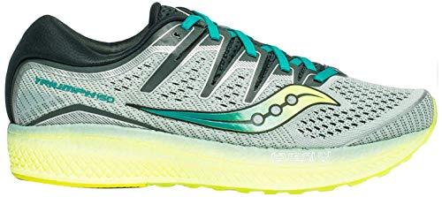 Saucony Triumph ISO 5, Zapatillas de Running para Hombre, Verde Verde 37, 42.5 EU
