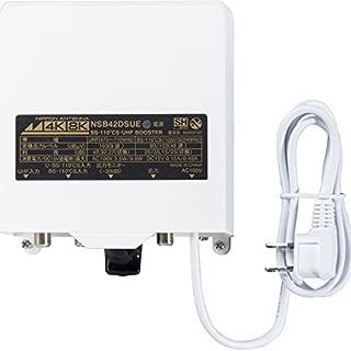 日本アンテナ 4K8K対応ブースター NSB42DSUE-BP 4962736818945