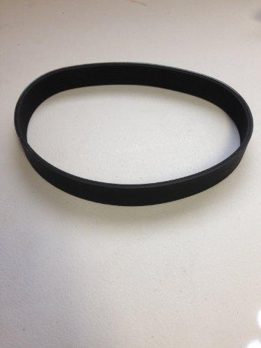 """D&D PowerDrive ORB-H-1044 Lathe Part 1340949 V-Belt 250 J 3 LA200 46-250 Type 1&2, J, 3 -Band, 25"""" Length, Rubber"""