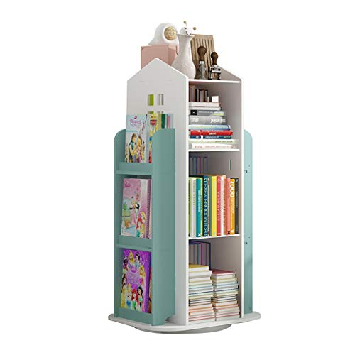 BGF Rotating Bookshelf Bookcase, Children