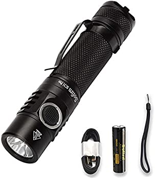 Sofirn SC31Pro 2000 Lumens Rechargeable LED Flashlight