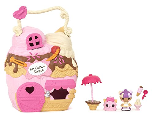 Lalaloopsy Tinies House - Scoops' House