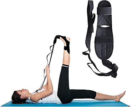 Mehrlieben Cintura di Allungamento Yoga Yoga Stretching Belt Cinghia di Caduta del Piede...