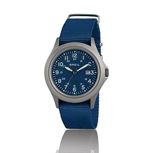 Breil Reloj de Cuarzo Man TW1485 42.0 mm