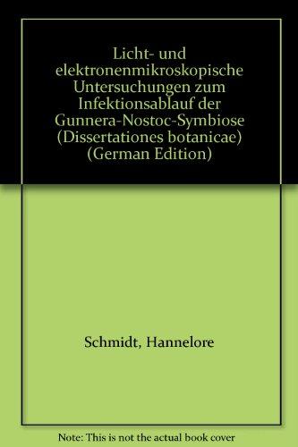 Licht- und elektronenmikroskopische Untersuchungen zum Infektionsablauf der Gunnera-Nostoc-Symbiose