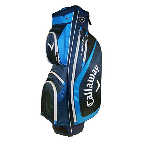 Callaway X Series - Bolsa para carro de golf, color azul marino...