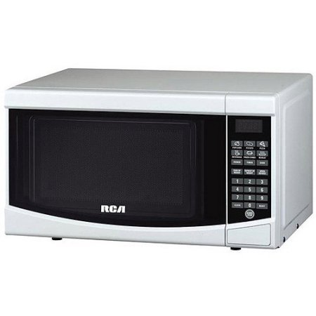 Our #8 Pick is the RCA 0.7 Cu. Ft. Compact Microwave Oven