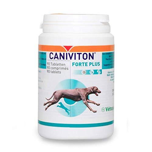 Vetoquinol CANIVITON FORTE Plus 90 Tabletten