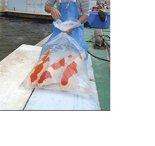 10 Koi Fischbeutel Transportbeutel Fischtüten Fischtransportbeutel 50x120 cm