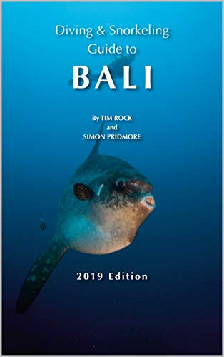 Diving & Snorkeling Guide to Bali (Diving & Snorkeling Guides 2019 Book 4) (English Edition)