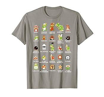 Best mario t shirt Reviews