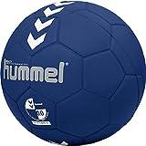 hummel HMLBEACH Ball, Unisex Adulto, Azul/Blanco, 2