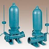 fuxus® Bomba de ariete hidráulico de agua ram de agua bomba alternativa Bomba