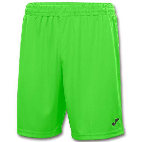 Joma Nobel Pantaloni da Lavoro, Uomo, 100053.020.S, Verde Fluo, S