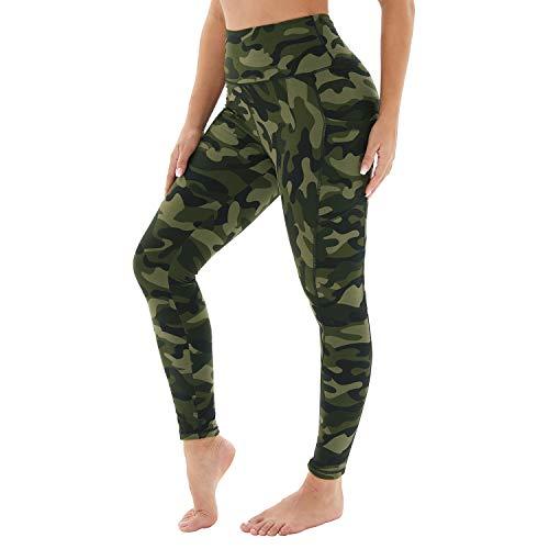 HLTPRO High Waist Yoga Pants with P…