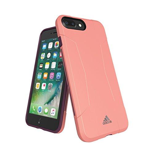 adidas Performance Solo Case - Carcasa para Apple iPhone 7 Plus, diseño de Rosa
