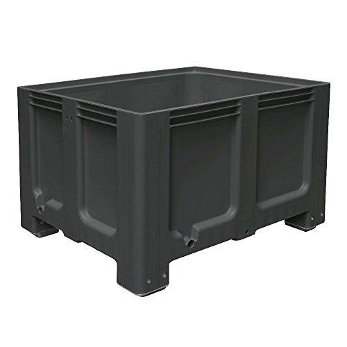 Palettenbox mit 4 Füßen, LxBxH...