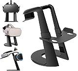 Katigan Soporte VR, Sostenedor de Exbihición de Auriculares de Realidad Virtual para Todas Las Gafas VR - Us Go, Daydream, Gear VR Y Merge VR/Ar