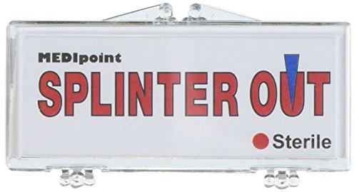 Medipoint Splinter Out Splinter Remover, 20 Count
