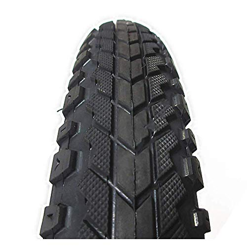 Neumáticos amortiguadores para Scooters eléctricos 14x1,75 Neumáticos Interiores y Exteriores inflables, Neumáticos de Litio para Coches eléctricos 14x1,95, Neumáticos Antideslizantes Resistentes al
