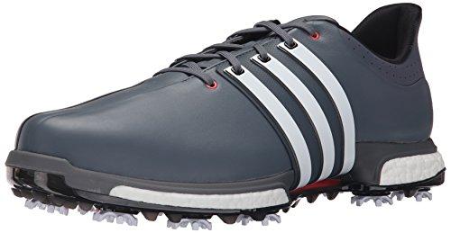 adidas Mens Tour360 Boost-M Tour360 Boost-m Grey Size: 7.5 UK